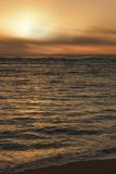 Hawaii  Kauai  Sunset