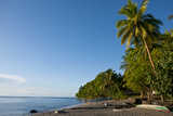 Beach at Savo Island  Solomon Islands  Pacific