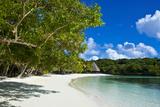White Sand Beach  Bay De Kanumera  Ile Des Pins  New Caledonia  South Pacific