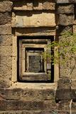 Suor Prat Towers  Angkor Thom  Angkor World Heritage Site  Siem Reap  Cambodia