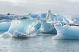 Iceland Jokulsarlon Glaciers and Icebergs   Southeast Iceland