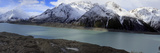 Mueller Glacier at the Head of the Kea Point Track  Mt Cook National Park  New Zealand