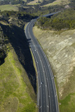 Northern Gateway Toll Road  State Highway One  North Island  New Zealand