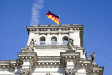 Reichstag Parliament Building Berlin Germany