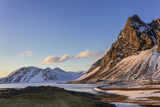 Vikurfjall Mountain and the Ring Road in Southeastern Iceland