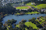 Western Springs  and Western Springs Stadium  Auckland  North Island  New Zealand