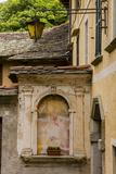 Cityscape Orta San Giulio Piedmont  Italy