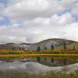 Wernecke Mountains  Yukon  Canada