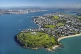 North Head  Devonport  Auckland  North Island  New Zealand