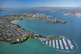 Bayswater Marina  Waitemata Harbour  Auckland  North Island  New Zealand