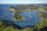 Wenderholm Regional Park and Puhoi River  North Auckland  North Island  New Zealand