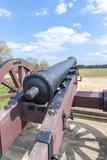 Virginia  Yorktown  Cannon on Battlefield