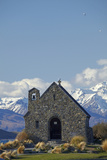 Church of the Good Shepherd  Lake Tekapo  South Island  New Zealand
