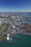 Judges Bay  Ports of Auckland  Auckland  North Island  New Zealand