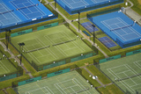 Tennis Courts  Albany  Auckland  North Island  New Zealand