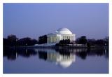 Jefferson Memorial  Washington  DC Number 2
