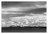 Yellowstone National Park, Wyoming, ca. 1941-1942 Reproduction d'art par Ansel Adams