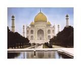Agra  Taj-Mahal  1906