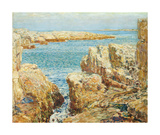 Coast Scene  Isles of Shoals  1901
