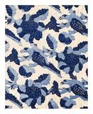 Whole-cloth Quilt (detail)