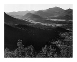 Rocky Mountain National Park  Colorado  ca 1941-1942