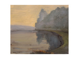 Batson Creek Salcombe  Early Morning  2016