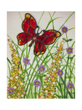 Butterflies  Red and Yellow  2016