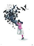 Goodbye Édition limitée par Lora Zombie