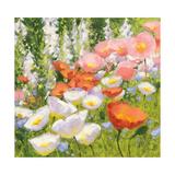 Garden Pastels II