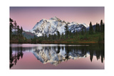 Mount Shukan Reflection II