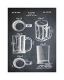 Beer Mug 1951 Chalk