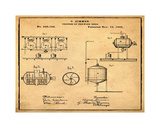 Brewing Process 1885 Sepia