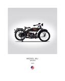 Harley Davidson Model WJ Sport