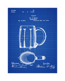 Beer Mug Blueprint