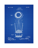 Shot Glass Blueprint