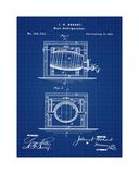 Beer Cooler 1875 Blueprint