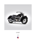 Indian Chief Type 347 1947