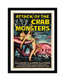 Attack Of The Crab Monsters