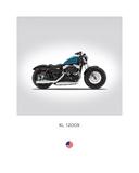Harley Davidson XL 1200X Forty