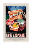 First Exoplanet