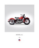 Harley Davidson Model UL 1941