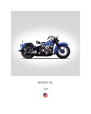 Harley Davidson Model EL 1948