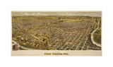 Fort Worth  TX 1891