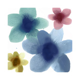 Floral Joy I
