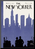 The New Yorker Cover - March 21  1925