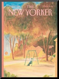 The New Yorker Cover - September 9  1985