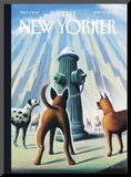 The New Yorker Cover - June 27  2005