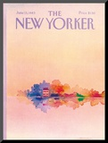 The New Yorker Cover - June 13  1983