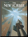 The New Yorker Cover - September 30  1996