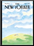 The New Yorker Cover - August 17  1998